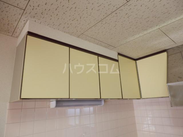 清和レジデンス2号棟 20A号室の収納