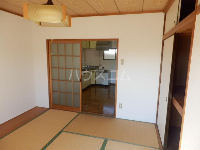 清和レジデンス2号棟 20A号室の居室