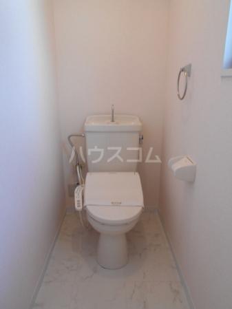 ガーデンハウスKのトイレ