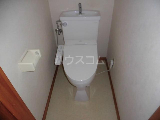 サンケーコーポ栄町のトイレ