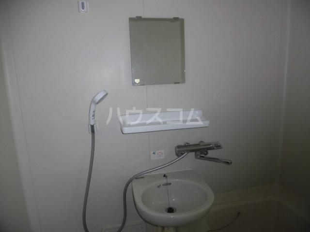 サンケーコーポ栄町の洗面所