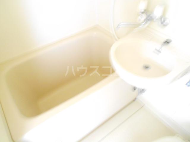 シャルム国立 203号室の洗面所