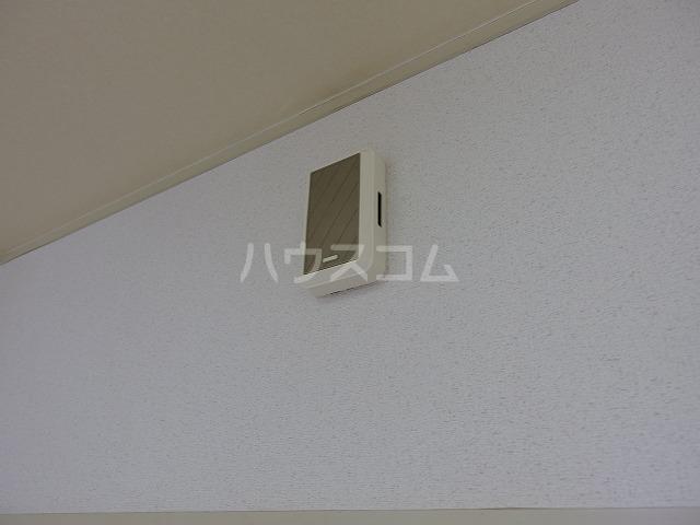 日生ハイム 208号室のセキュリティ
