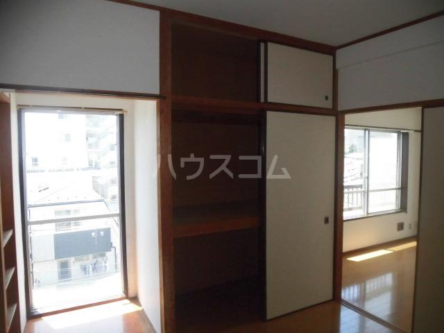 フォーサート立川 402号室の収納
