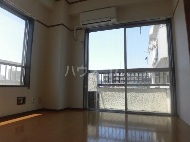 フォーサート立川 402号室の居室