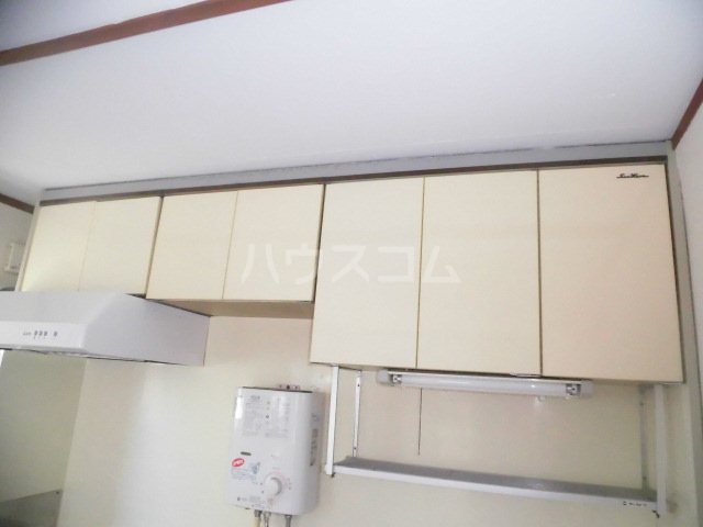 フォーサート立川 402号室のキッチン