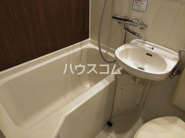 ニュースハイツ 201号室の風呂