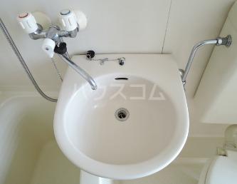 プレール中野Ⅱ 302号室の洗面所