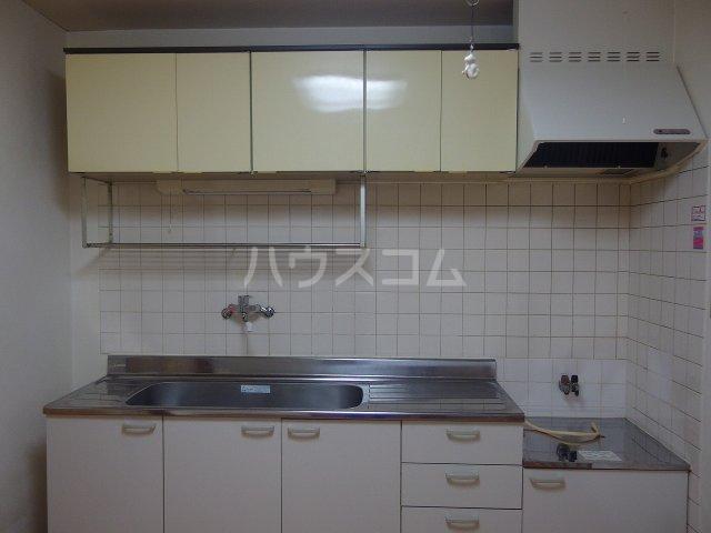 コーポヒジカタ 102号室のキッチン