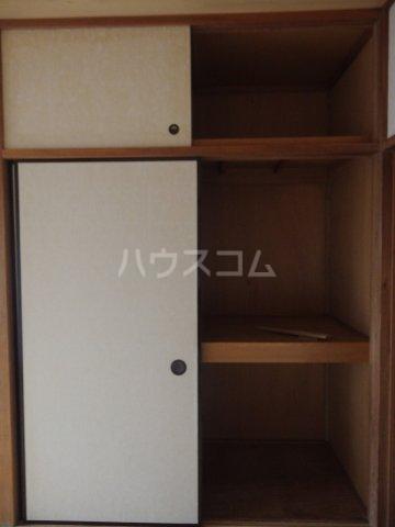 コーポヒジカタ 102号室の収納