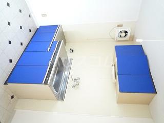 コーポアオキ 205号室のキッチン