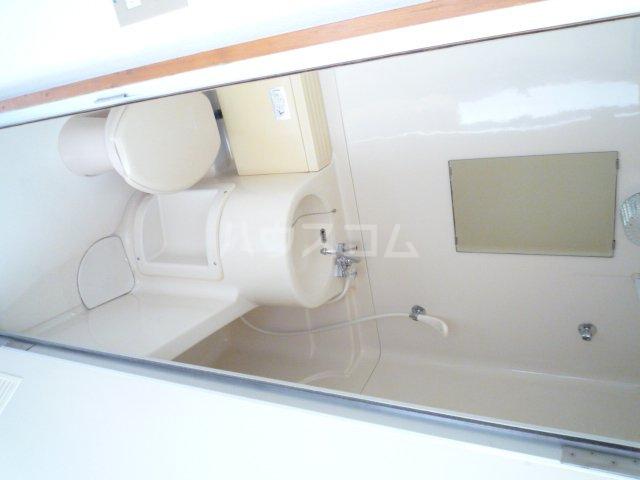 コーポアオキ 205号室の風呂