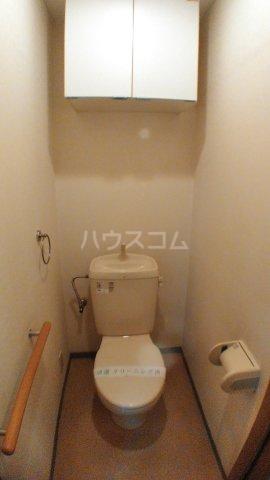 Lumiere Yagasaki 306号室のトイレ