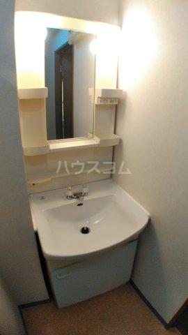 Lumiere Yagasaki 306号室の洗面所