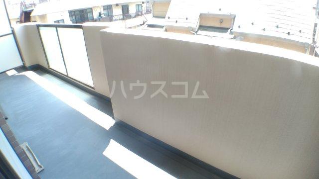 Lumiere Yagasaki 306号室のバルコニー