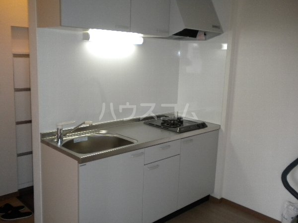 フラットKATO 206号室のキッチン