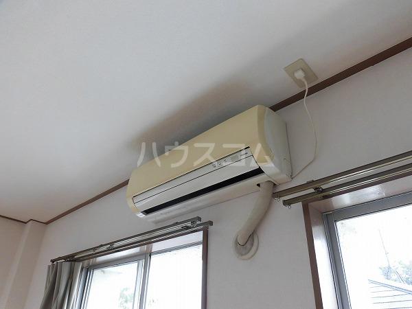 フラットKATO 206号室の設備