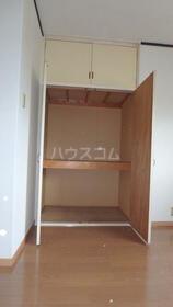 内田コーポ 202号室の収納