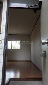 内田コーポ 202号室の玄関