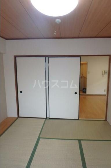 グレイスコート京王多摩川 203号室のセキュリティ