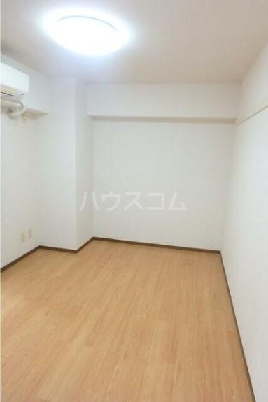 グレイスコート京王多摩川 203号室のベッドルーム