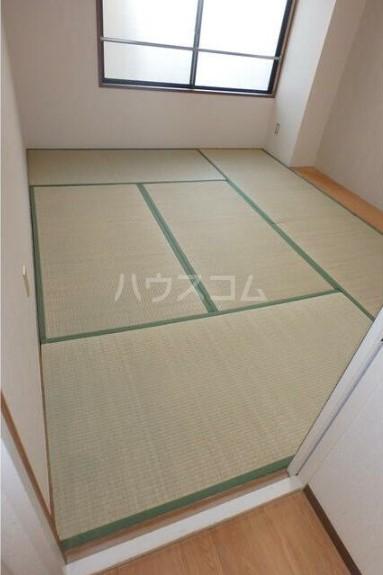 グレイスコート京王多摩川 203号室の居室