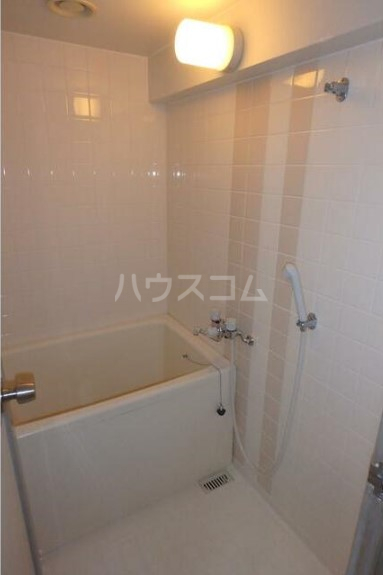 グレイスコート京王多摩川 203号室の風呂