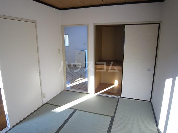 コーポ相澤A 203号室の居室