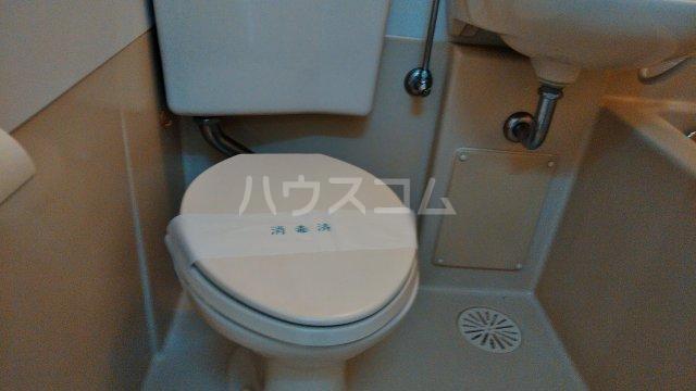 ロイヤルカイザー 202号室のトイレ