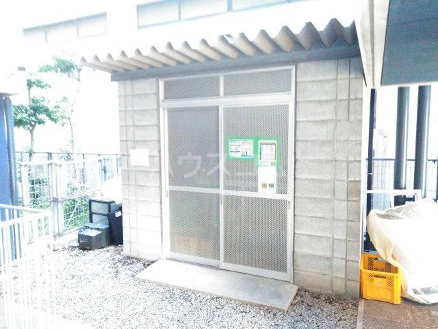 メインステージ多摩川駅前 408号室のエントランス