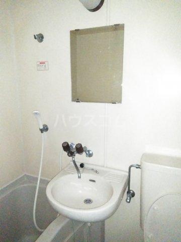 メインステージ多摩川駅前 408号室の洗面所