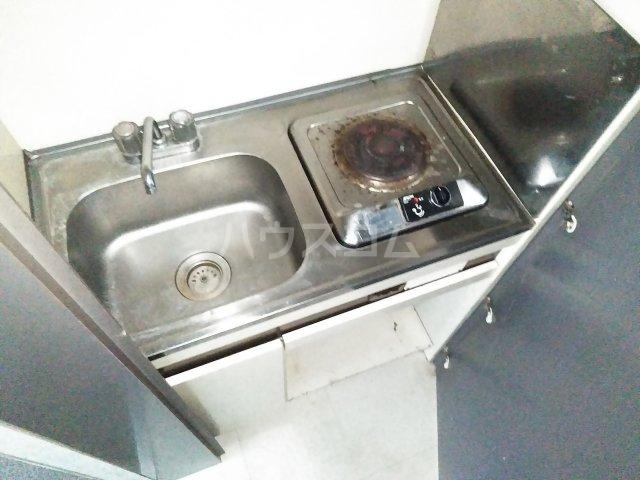 メインステージ多摩川駅前 408号室のキッチン