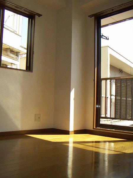 T.H.E.フォートクワハラ 301号室の景色