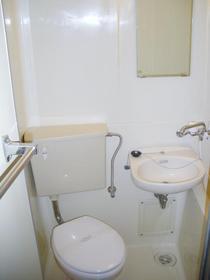 サァラ府中 109号室のトイレ