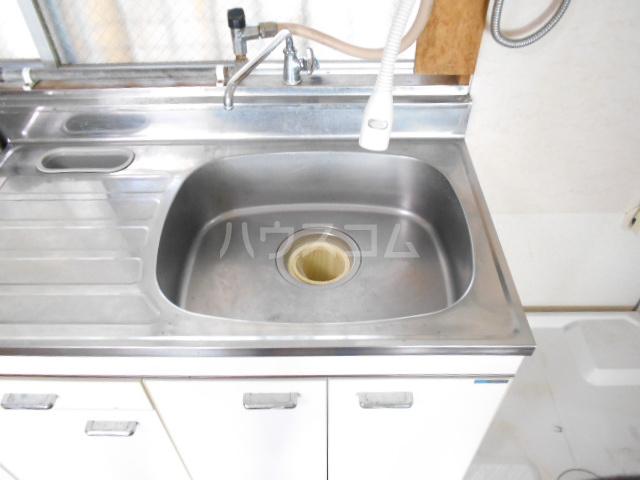 ファミーユ落合 303号室の洗面所