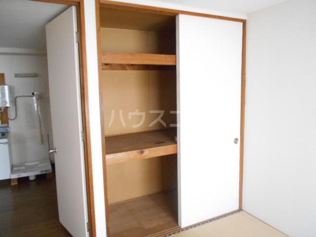 ファミーユ落合 303号室の収納