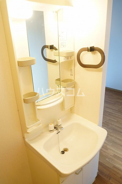 フォーレスト 103号室の洗面所
