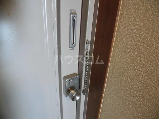 アメニティ ヒロ 2-A号室のセキュリティ
