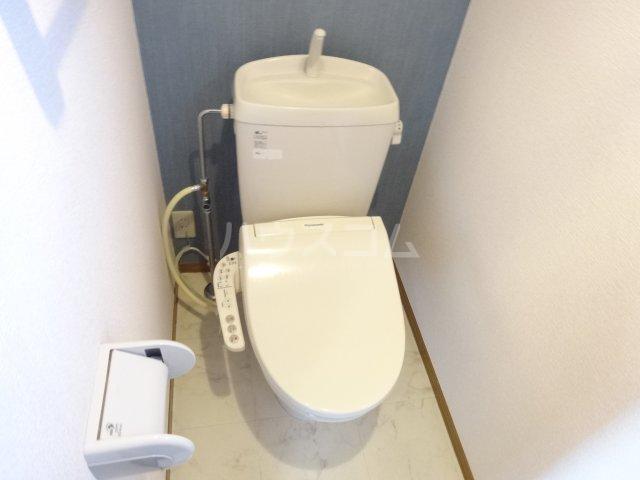 シルクパレスのトイレ