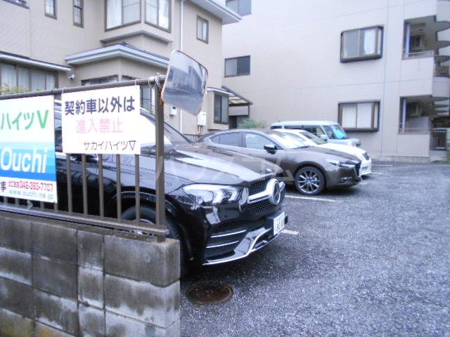 サカイハイツⅤ 109号室の駐車場