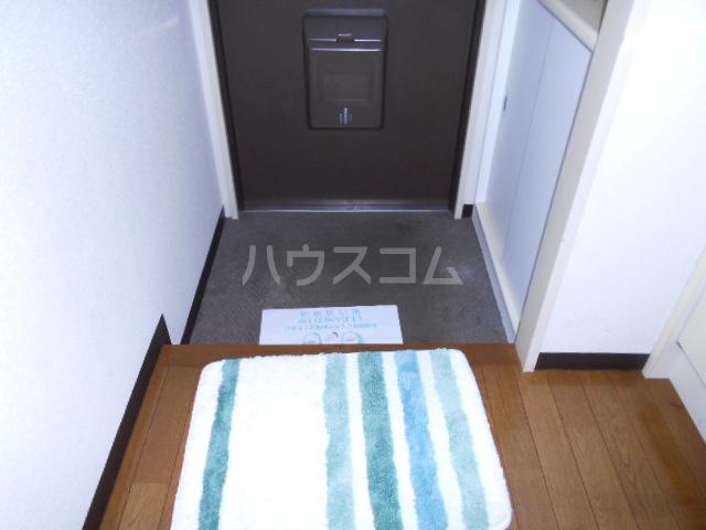 サカイハイツⅤ 109号室の玄関