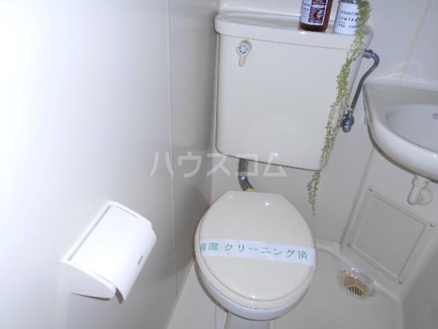 サカイハイツⅤ 109号室のトイレ