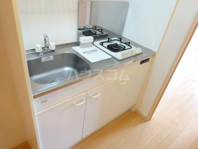FELICE CITTA 310号室のキッチン