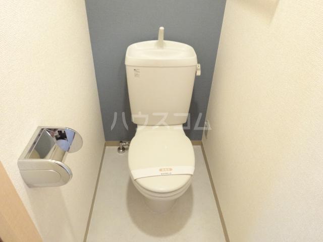 FELICE CITTA 310号室のトイレ
