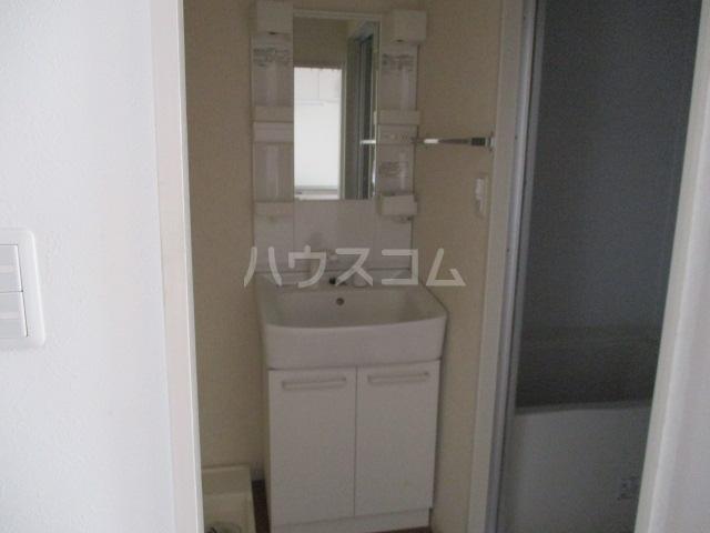 ハイム白糸 203号室のトイレ