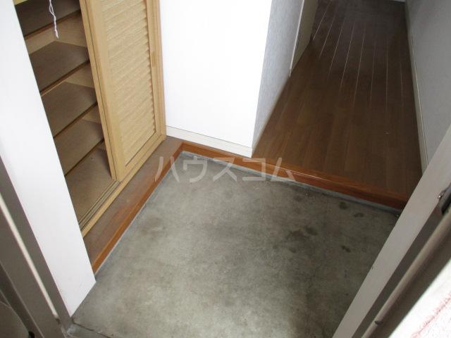 ハイム白糸 203号室の居室