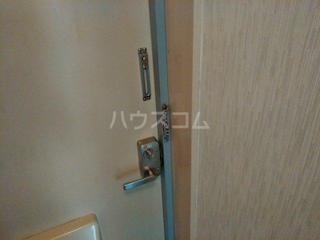 サンハイツ 101号室のセキュリティ