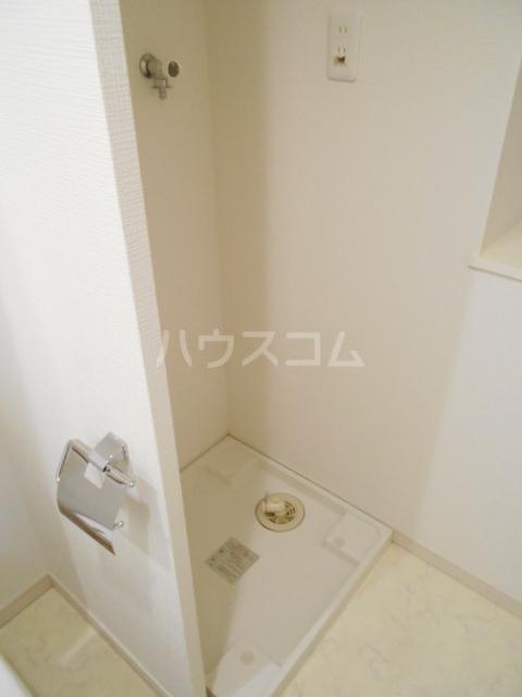 ヴェルト府中 903号室の洗面所