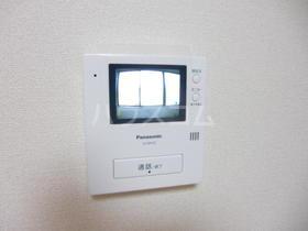 カルム 201号室のセキュリティ