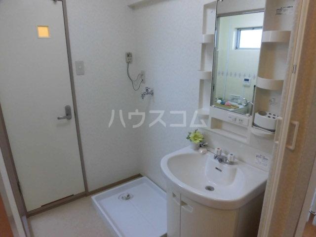 グリーンコーポラス 305号室の洗面所